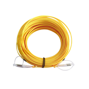 DIN-DIN Duplex Singlemode Fiber Optic Patch Cord