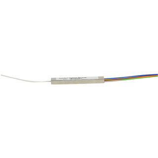 1x4 PLC 0.9mm SC/APC Fiber Optic Splitter