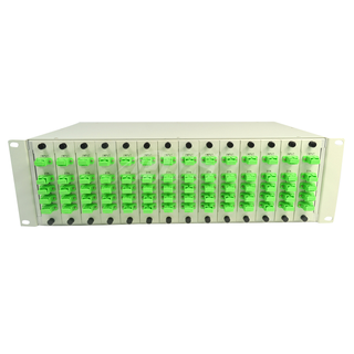 Rack Type PLC Fiber Optic Splitter