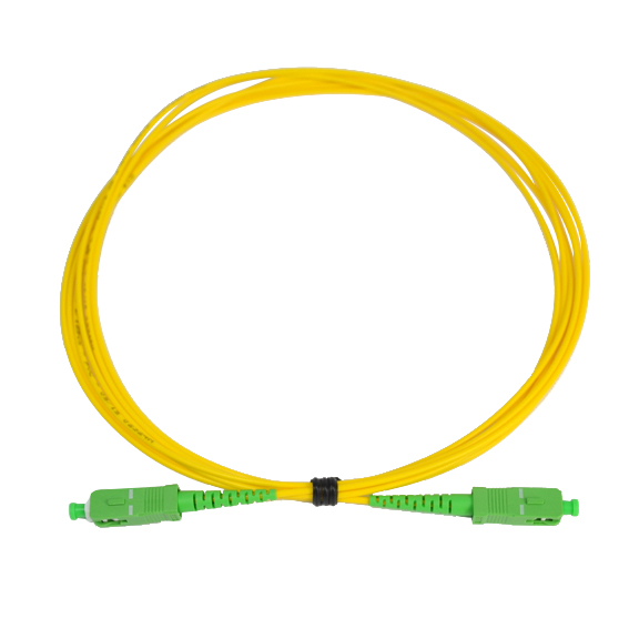 Corning Fiber Optic SC/APC-SC/APC Patch Cord 3M LSZH