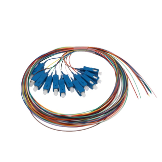 MXT-12C-001 12 Color Fiber Optic Pigtail